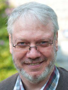 Pfarrer Volker Horlitz