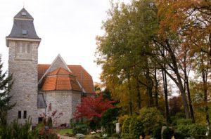 Friedhof an der Neanderkirche