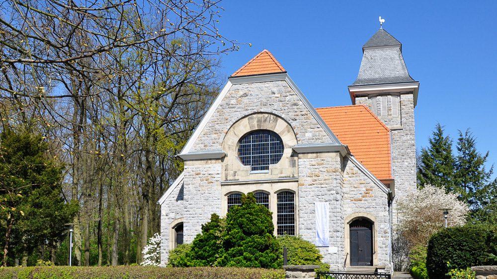 Neanderkirche in Erkrath-Hochdahl