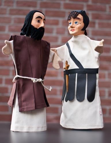 Petrus und Kornelius