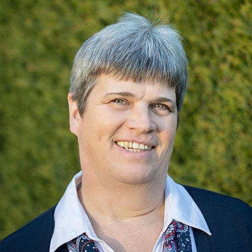 Diakonin Doris Treiber