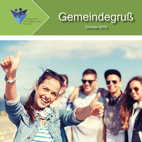 Gemeindegruß - Titelbild