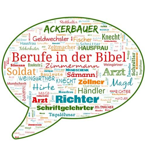 Berufe in der Bibel