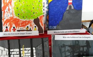"""Bilder zum Lied """"Wie ein Fest nach langer Trauer"""""""