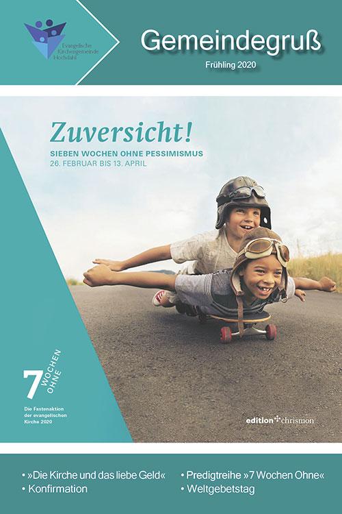 Gemeindegruß - Frühling 2020
