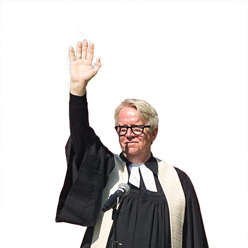 Pfarrer Lutz Martini