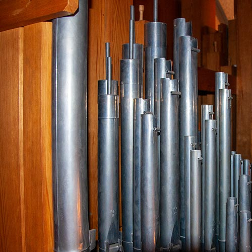 Orgel in der Neanderkirche