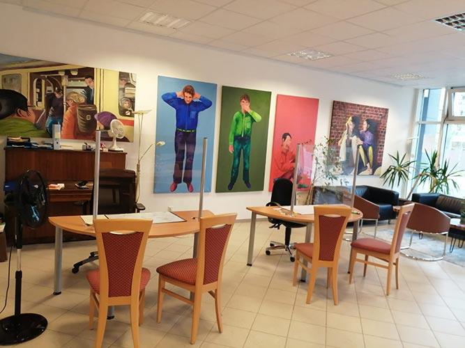 Beratungszentrum »Hand in Hand« (c) Dieter Thelen