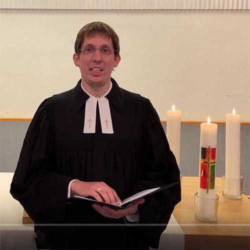 Pfarrer Gabriel Schäfer