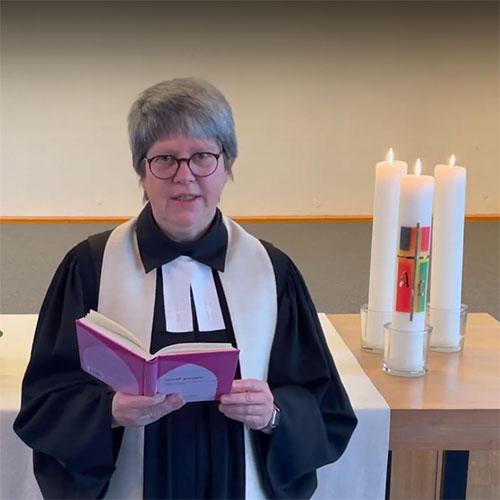 Pastorin Lieselotte Rönsch